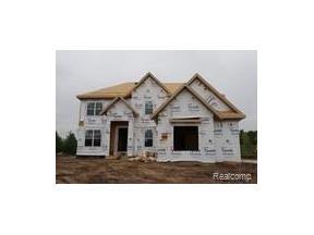 Property for sale at 47578 VILLA TERRACE CRT, Novi,  Michigan 48374