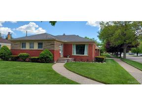 Property for sale at 15041 WICK RD, Allen Park,  Michigan 48101