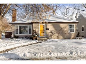 Property for sale at 5201 16th Avenue S, Minneapolis,  Minnesota 55417