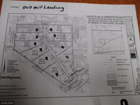 Property for sale at xxx lot 4 Cty Rd V V Old Mill Landing, Somerset,  Wisconsin 54025