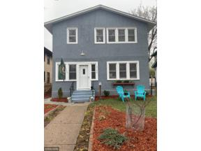 Property for sale at 3705 35th Avenue S, Minneapolis,  Minnesota 55406