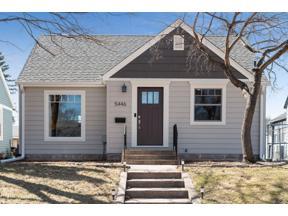 Property for sale at 5446 Washburn Avenue S, Minneapolis,  Minnesota 55410