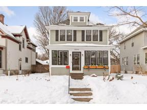 Property for sale at 3544 Fremont Avenue S, Minneapolis,  Minnesota 55408