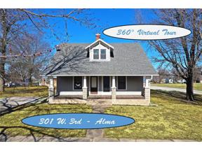 Property for sale at 301 W 3rd Street, Alma,  Missouri 64001