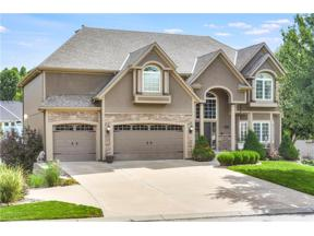 Property for sale at 2604 NE Falcon Wood Drive, Blue Springs,  Missouri 64014