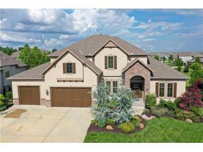 Property for sale at 16417 Oakmont Street, Overland Park,  Kansas 66221