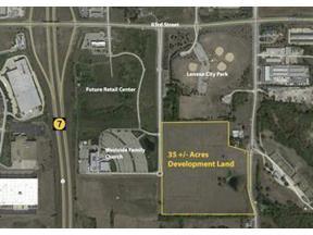 Property for sale at K-7 & 83rd Street, Lenexa,  Kansas 66227