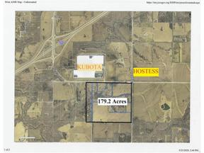 Property for sale at 179ac 207th & Waverly Road, Edgerton,  Kansas 66021