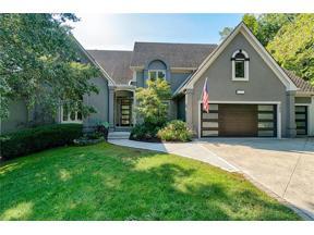 Property for sale at 240 Hillcrest West Street, Lake Quivira,  Kansas 66217