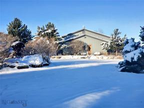 Property for sale at 650 Canyon View Drive, Bozeman,  Montana 59715