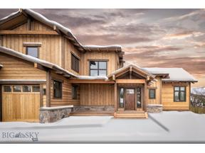 Property for sale at 507 Outlook Trail, Big Sky,  Montana 59716