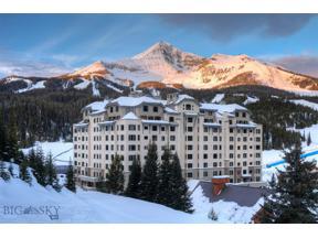 Property for sale at 60 Big Sky Resort Rd, Summit 10,608 Road, Big Sky,  Montana 59716