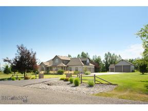 Property for sale at 164 Terrance Loop, Bozeman,  Montana 59718