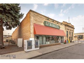 Property for sale at 106-110 E Main Street, Manhattan,  Montana 59741