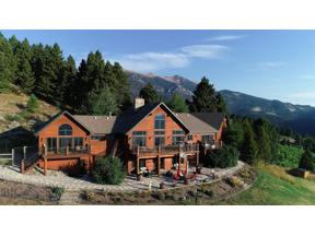Property for sale at 1849 Rising Spirit Road, Bozeman,  Montana 59715