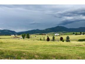 Property for sale at Lot 7 Kermodi, Bozeman,  Montana 59715
