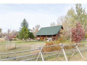 Property for sale at 2167 Stagecoach Trail Road, Manhattan,  Montana 59741