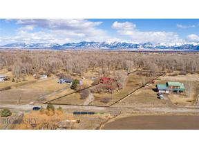 Property for sale at 2267 Stagecoach Trail Road, Manhattan,  Montana 59741