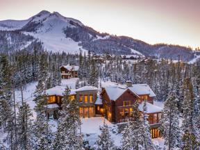 Property for sale at 98 Diamond Hitch Road, Big Sky,  Montana 59716