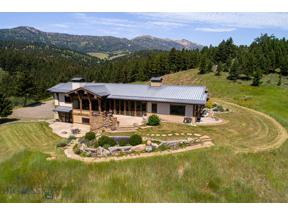 Property for sale at 7003 Bridger Canyon Road, Bozeman,  Montana 59715