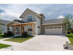 Property for sale at 4142 Sunstone, Bozeman,  Montana 59718