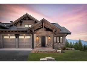 Property for sale at 160 Pale Morning Spur, Big Sky,  Montana 59716