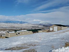 Property for sale at 57 Outlaw Hill, Livingston,  Montana 59047