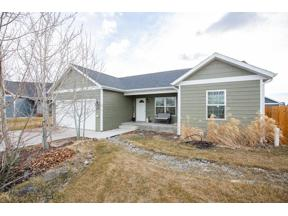 Property for sale at 2009 Pine Martin Court, Belgrade,  Montana 59714
