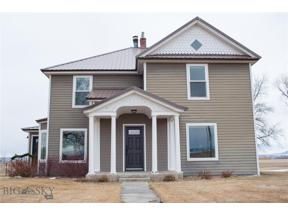 Property for sale at 4939 Stagecoach Trail Road, Manhattan,  Montana 59741