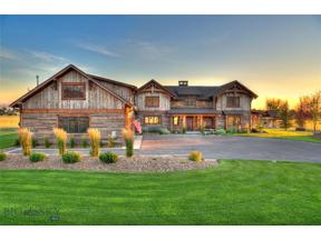 Property for sale at 65 Prairie Glen Way, Belgrade,  Montana 59714