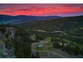 Property for sale at Lot 42 & 43 Beaver Creek Road, Big Sky,  Montana 59716