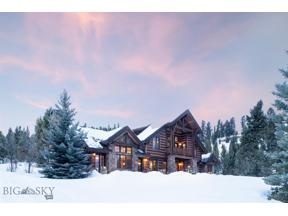 Property for sale at 2535 Ousel Falls Road, Big Sky,  Montana 59716