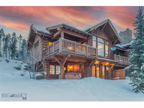 Property for sale at 5A Big View Drive A-2, Big Sky,  Montana 59716