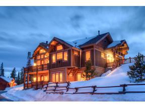 Property for sale at 104 Cascade Ridge, Big Sky,  Montana 59716