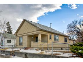 Property for sale at 109 N H Street, Livingston,  Montana 59047