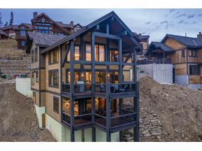 Property for sale at 108 Lower Cascade Ridge Road, Big Sky,  Montana 59716