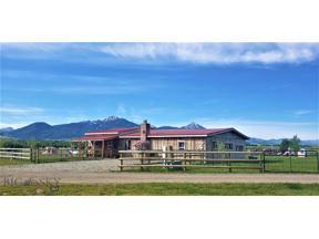 Property for sale at 3 Pray Siding Road, Livingston,  Montana 59047