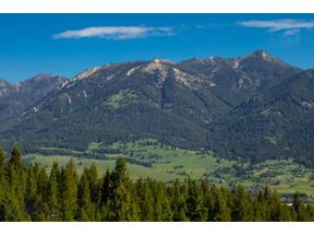 Property for sale at Tract 2A-1B Upper Chief Joseph Trail, Big Sky,  Montana 59716