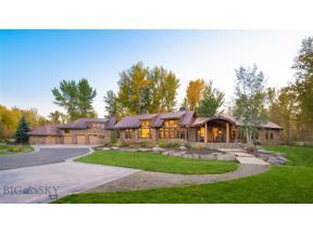 Property for sale at 1891 W Cameron Bridge Road, Bozeman,  Montana 59718