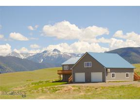 Property for sale at 33 Prairie Dog Rd, Livingston,  Montana 59047