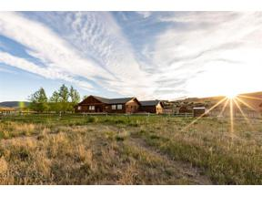 Property for sale at 12 Stubborn Ox Lane, Ennis,  Montana 59729