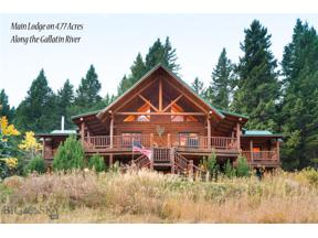 Property for sale at 35 Castle Rock Road, Gallatin Gateway,  Montana 59730