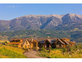 Property for sale at 1335 Bridger Canyon Spurs, Bozeman,  Montana 59715