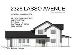 Property for sale at 2326 Lasso, Bozeman,  Montana 59718