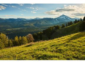 Property for sale at TBD Upper Chief Joseph Trail, Big Sky,  Montana 59716