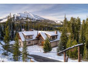 Property for sale at 22 Ulery's Lakes Road, Big Sky,  Montana 59716