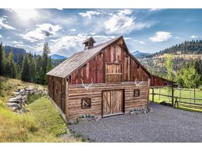 Property for sale at Tract 9, 595 Ousel Falls View Road, Big Sky,  Montana 59716