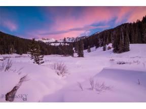 Property for sale at Parcel 2 Beehive Basin Road, Big Sky,  Montana 59716