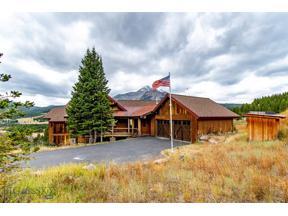 Property for sale at 14 Washaki Road, Big Sky,  Montana 59716