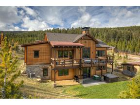 Property for sale at 132 S Outlook Loop, Big Sky,  Montana 59716